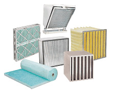 Air Filters, Replacements and Supplies