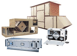 Air Handling Units and Heat Recovery