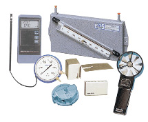 Air Measuring Instruments, Gauges and Switches
