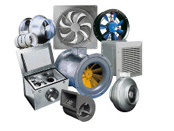 Commercial Fans and Accessories